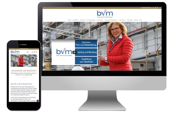 Wordpress Website für Seminaranbieter München